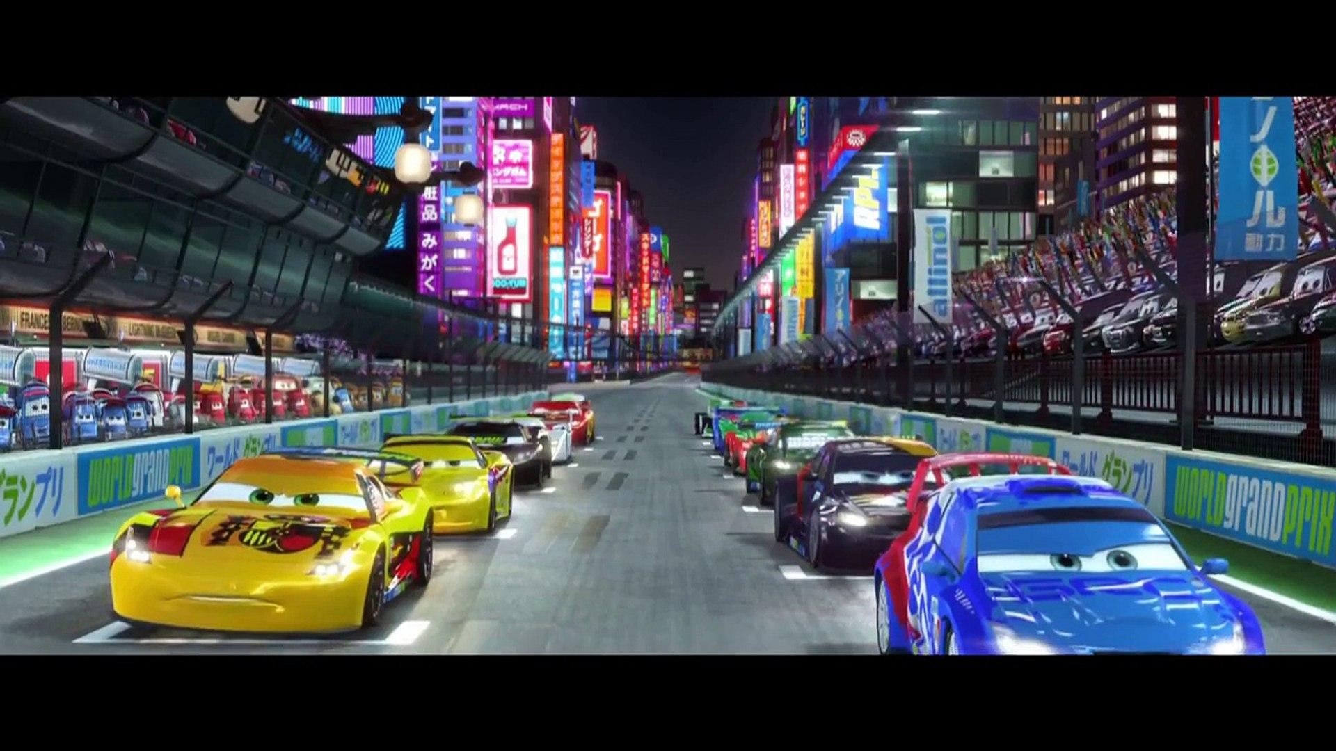 Family - CARS 2 - FEATURETTE | Owen Wilson, Larry The Cable Guy, Michael Caine