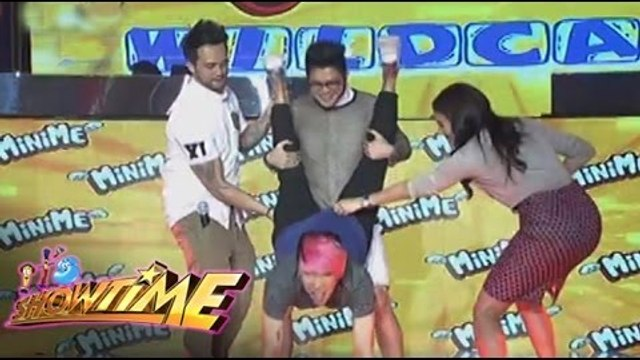 Da Moves nina Vice and Vhong