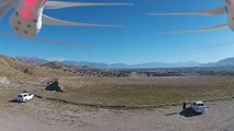 Point Of The Mountain Utah County DJI Phantom Vision+ Drone Flight @DJIglobal
