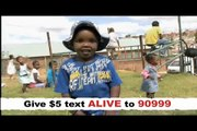 mGive's Keep a Child Alive Mobile Giving Commercial