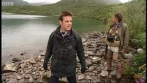 Lights, camera, grizzly bear! - Deep into the Wild - BBC