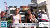 MARSEILLAN PLAGE - La RACE NAUTIC TOUR   - Le Grand prix OFF-SHORE de MARSEILLAN PLAGE