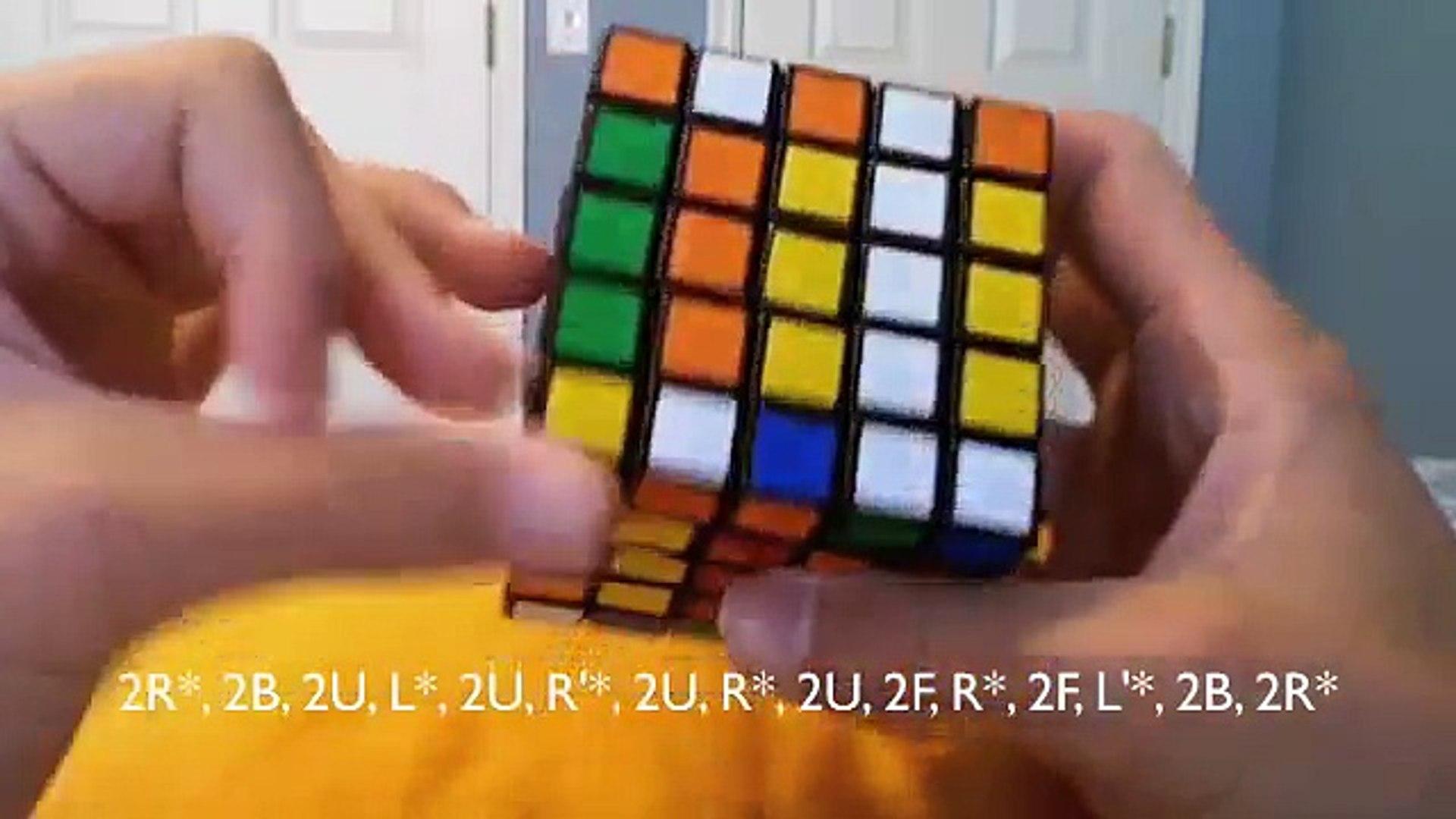 5x5 Edge Parity - EASY