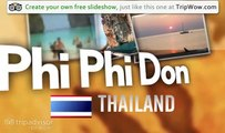 """Pretty - powder sand - posh - Phi Phi"" Dwh's photos around Phi Phi Don, Thailand"