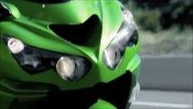 Kawasaki Ninja H2 Supercharged VS Kawasaki Ninja ZX-14R