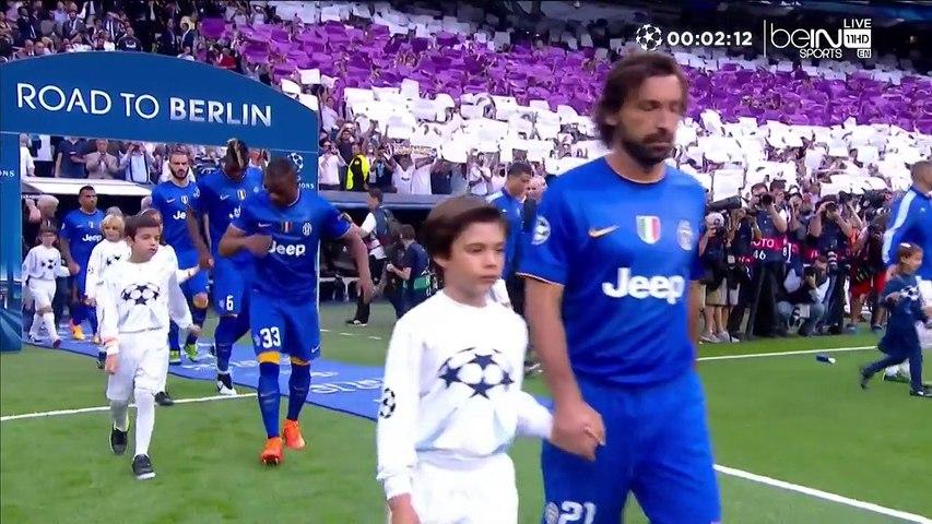UCL 2014-15 1-2 Final - Real Madrid vs FC Juventus - 1st Half 2015-05-13