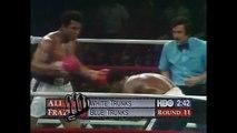 Muhammad Ali vs. Joe Frazier - III - Highlights! *HD*