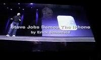 Steve Jobs - Macworld SFO - 2007 iphone