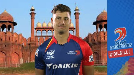 How Dilli is Marcus Stoinis? Watch him take the #DILDILLI quiz.