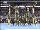 FEU Cheering Squad unleashes wild side
