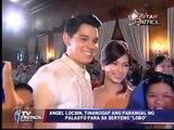 Angel Locsin, Richard Gutierrez reunited in Malacañang