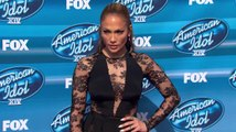 Jennifer Lopez Flaunts It At American Idol Finale