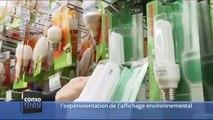Consomag: L'expérimentation de l'affichage environnemental