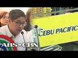 Cebu Pacific humingi ng tawad sa mga pasahero