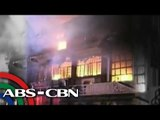 Fire razes department store in Negros Occidental