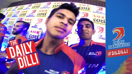 Join the #DilliBoys on stage at today's Lux Cozi event  |  THE DAILY DILLI 46 #DILDILLI