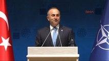 Antalya Dışişleri Bakanı Mevlüt Çavuşoğlu, Antalya'da Düzenlenen NATO Dışişleri Bakanları...