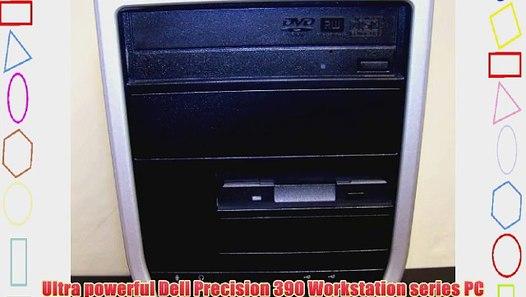 Dell Precision 390 Workstation Tower Intel 3 4GHz Pentium D Dual Core CPU  Processor 3GB DDR2