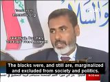 Racism towards Black Muslims in Iraq - blacks are called slaves and have no rights