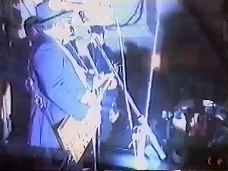 Bo Diddley, BB King, Smokey Robinson, Paul Butterfield, Chuck Berry -