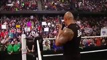 """Dwayne """"The Rock"""" Johnson Sings Happy BirthDay To A Fan"""