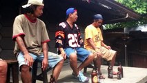 Stabilized Video of Beer drinking contest - Cebu City, Philippines