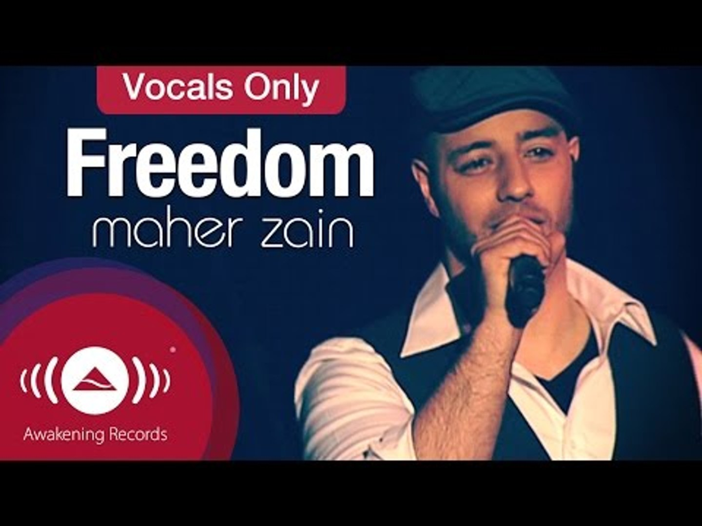 Maher Zain - Freedom | Vocals Only (Lyrics)