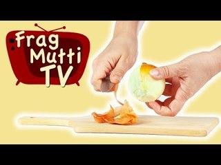 Der große Zwiebel-Schnibbel-Test - Frag Mutti TV