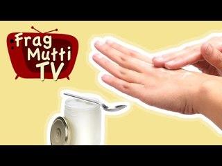Hand- & Körperpeeling selber machen - Frag Mutti TV