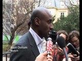 Alain Dolium (Modem) - Grand Forum Élections régionales - Sciences Po TV