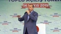 """Erdoğan: """"Deaş Terör Örgütü de Türkiye'yi Suçluyor, Bölücü Örgüt de Türkiye'yi Suçluyor, Demek Ki..."""
