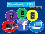 Facebook Guide for Beginners - FACEBOOK 101