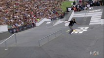 2nd Final Skate  - Maxime Genin - FISE World Montpellier 2015