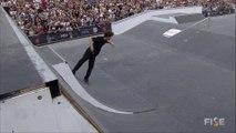 1st Final Skate  - Victor Pellegrin - FISE World Montpellier 2015