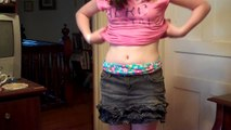 Diabetes Insulin Pump Bands to hide your insulin pump
