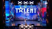 Marina Dalmas - ROLLING IN THE DEEP (France Got Talent)