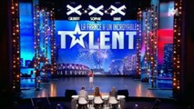 MARINA DALMAS - Rolling in the deep - France got talent Live  - Comparison with the original.flv