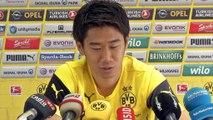 Dortmund - Kagawa espère finir la saison avec un titre