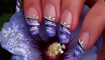 kiran collections Nail art french manucure peinture  nail art french manicure painting