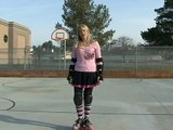 How to Play Roller Derby : Roller Derby Skating Form