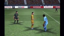PES 2011 - Pro Evolution Soccer iPhone Gameplay Review - AppSpy.com