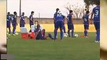 Ronaldinho Freestyle Fantastic Skill Querétaro FC Training 14 May 2015