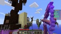 Minecraft Bedwars #8 / Einsam auf der Divergent Map
