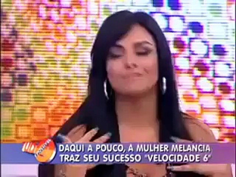 Andressa Soares Video ana hickmann dança funk com andressa soares no tudo É possivel !