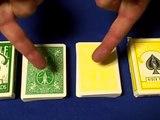 Lucky BackFlip   Card Tricks For Beginners
