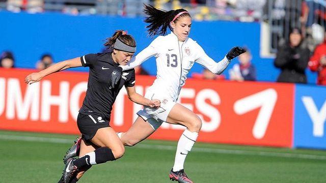 Julie Foudy Talks Women's World Cup
