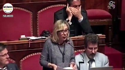 Legge di delegazione europea, l'intervento di Daniela Donno - MoVimento 5 Stelle