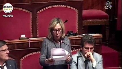 Collegato agricoltura, dichiarazione di voto M5S - Daniela Donno - MoVimento 5 Stelle
