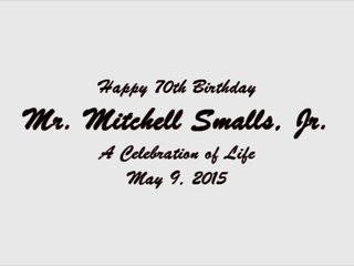 Mitchell Smalls Photo Montage Video2