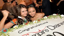 How Did Nina Dobrev Exit The Vampire Diaries? Get A Tissue!